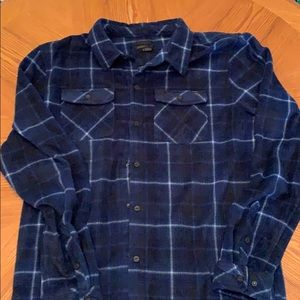 Men's O'Neill glacier fleece shirt